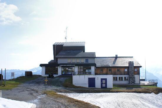 Berggasthaus Gotschnagrat: Bergstation Gotschnagrat