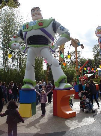 Taman Hiburan Disneyland Park: Toy Story