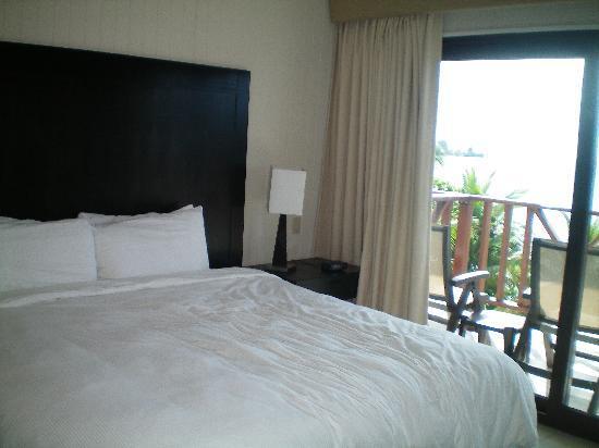 Playa Tortuga Hotel & Beach Resort: Bed