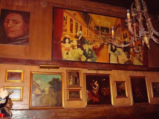 LE BON BOCK : Paintings
