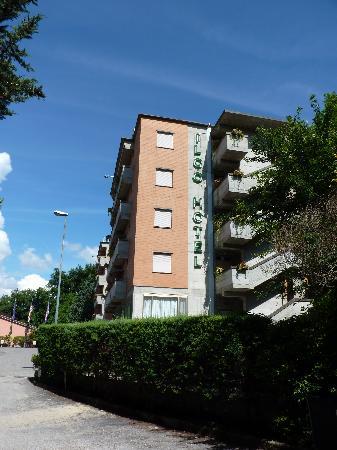 Ilgo Hotel: L'albergo dall'esterno