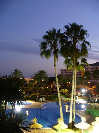 Grupotel Port d'Alcudia: Vista piscinas