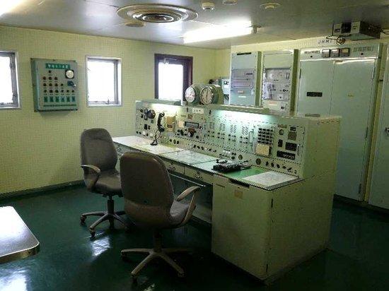 Hakodate Seikan Renrakusen Memorial Museum Mashumaru