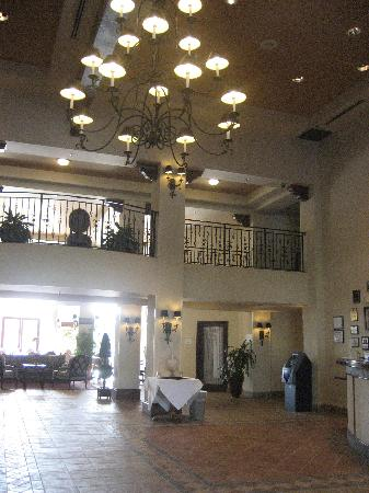 Best Western Gateway Grand : Réception