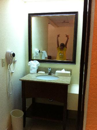Best Western Gateway Grand : Salle de bains de la chambre
