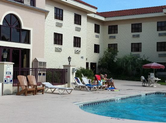 BEST WESTERN Gateway Grand: Piscine