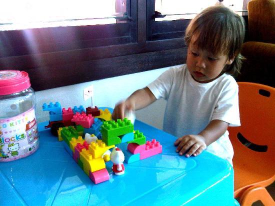 RaTaNa Apart Hotel: Kid Corner