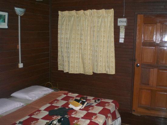 "Senja Bay Resort: Il ""lussuoso"" interno"