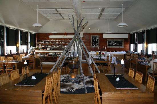 Hotel Arctic Eden: Breakfast
