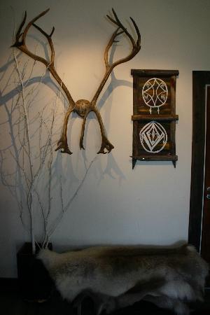 Hotel Arctic Eden: Sami culture