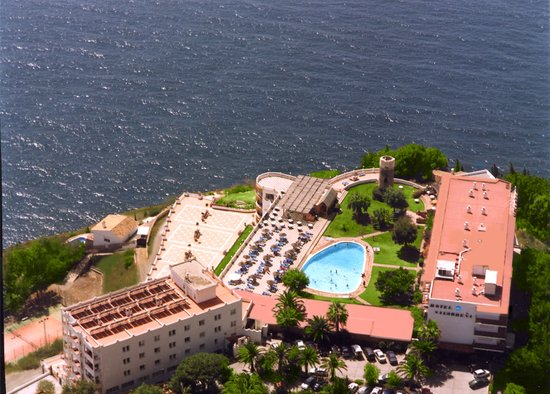 Best Western Hotel Salobrena: Vista Pajaro