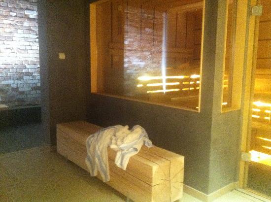 Steigenberger Grandhotel Handelshof: bio sauna