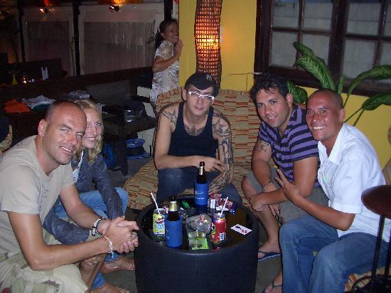 56 Restaurant: Drinks