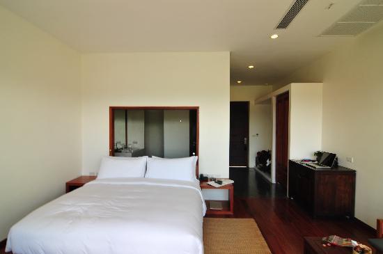 Luang Prabang View Hotel: The room