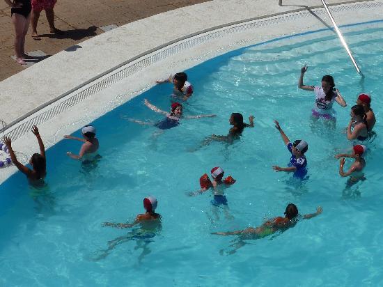 Laguna Park 2: basket in acqua