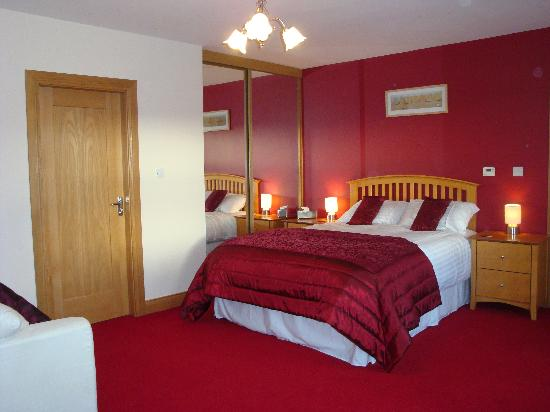 Red Gate House B & B: Double Room.