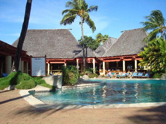 Shangri-La's Fijian Resort & Spa: Adults only pool