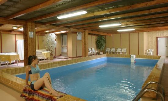 Hotel Gran Prè: piscina