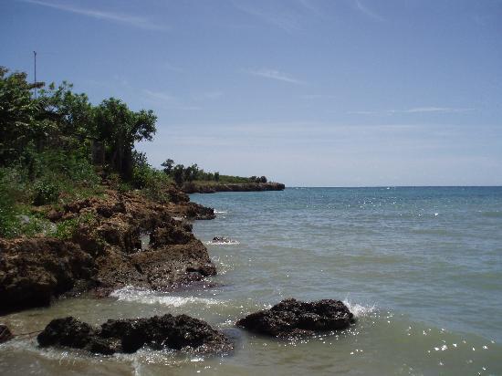 Villa Islazul Yaguanabo: strandbucht