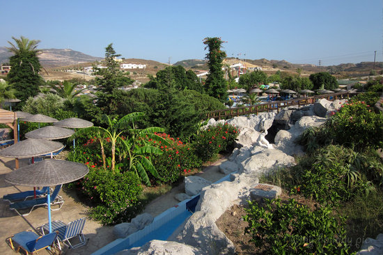 Mastichari, Greece: Lido Waterpark, Kos (Greece).