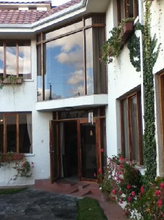 Hotel Rincon Aleman: Muy espacioso