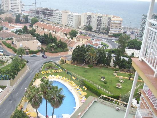 Hotel Monarque Torreblanca: Vistas desde mi habitación