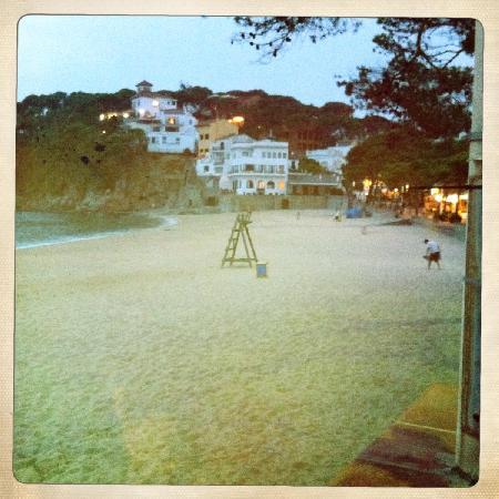 Hotel Terramar: The beach