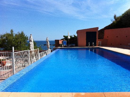 Hotel l'Arapede: The pool