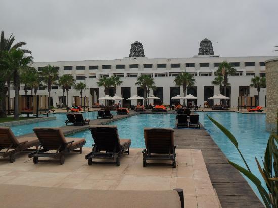 Sofitel Agadir Royal Bay Resort: View of hotel pools