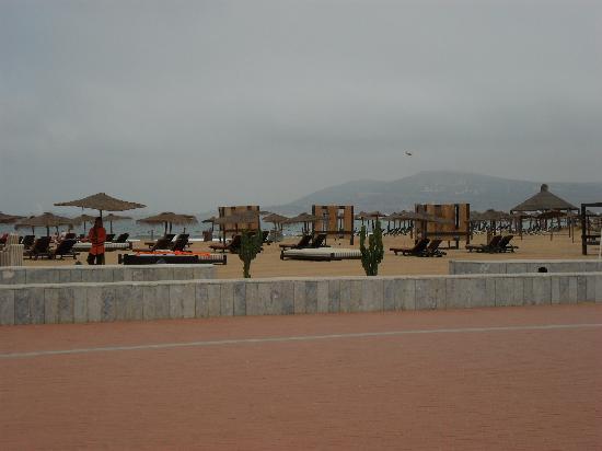 Sofitel Agadir Royal Bay Resort: Hotels private beach