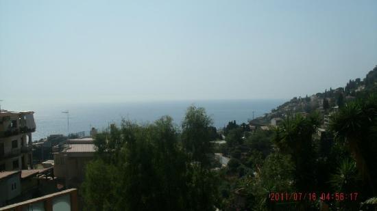 Andromaco Palace Hotel: Panoramic View Andromaco Hotel_Taormina
