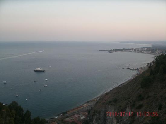 Andromaco Palace Hotel : Panoramic View_Taormina