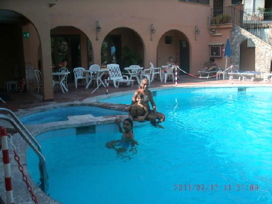 Andromaco Palace Hotel: Swimming pool Andromaco Hotel_Taormina