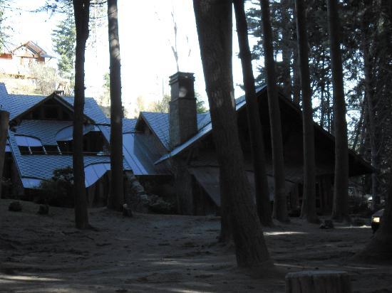 Casa del Bosque Aparts & Suites: a vista em um dos dias