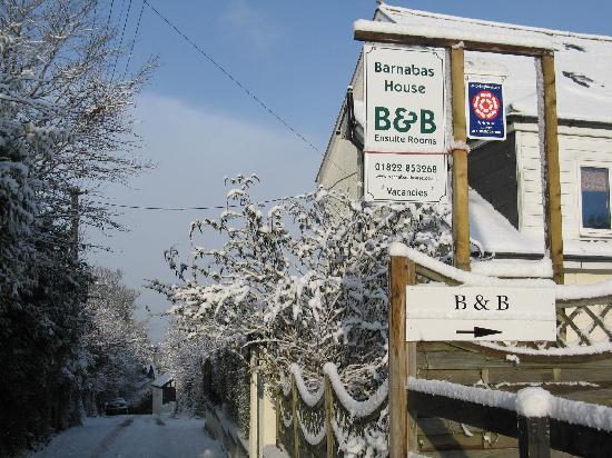 写真バーナバス ハウス - B&B枚