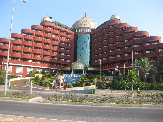 Delphin Palace Hotel: Hotel