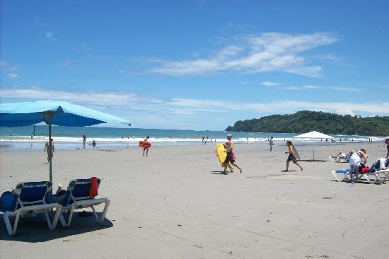 Playa Manuel Antonio: playa