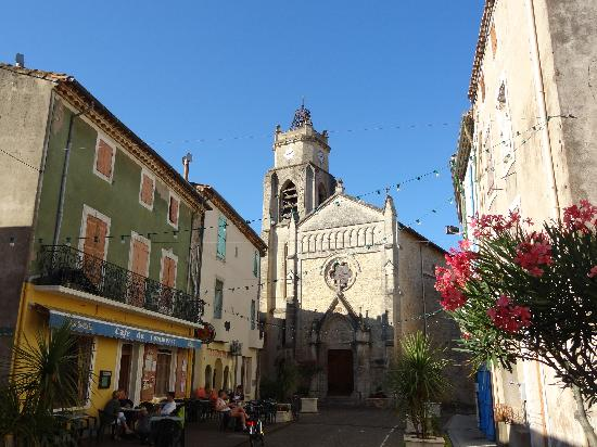 Le Saint Andre : The village restaurant
