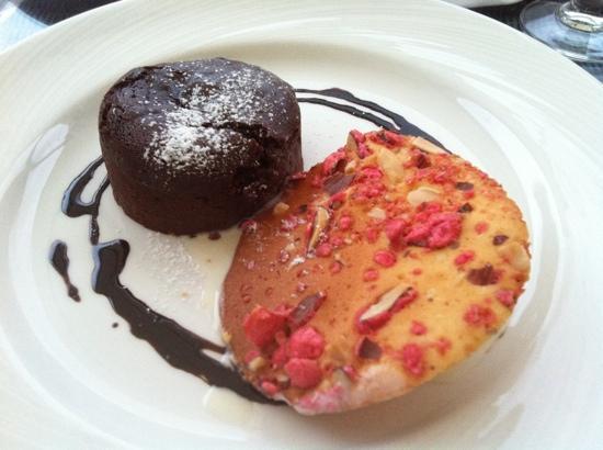 Tankardstown: Choccie Dessert... mmm
