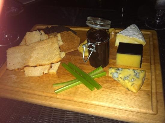 Tankardstown: Cheese Board