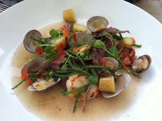 Tankardstown: Seafood