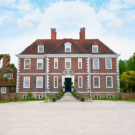 Sandwich, UK: The Grade-I listed Salutation