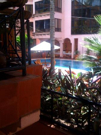 Wasini All Suite Hotel: The outdoor