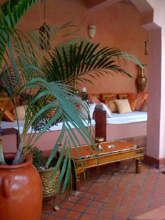 Wasini All Suite Hotel: Moroccan