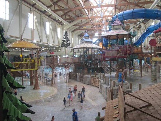 Scotrun, Pensilvania: water park
