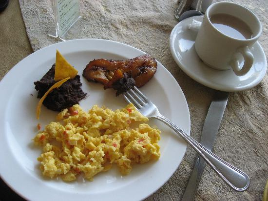 Hotel San Carlos: Good breakfast