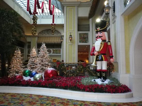 Christmas At Beau Rivage Picture Of Beau Rivage Resort