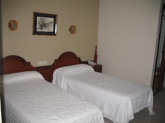 Royal Hotel Ronda: our Royal Hotel room