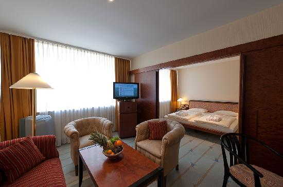 Hotel La Residence: Suite