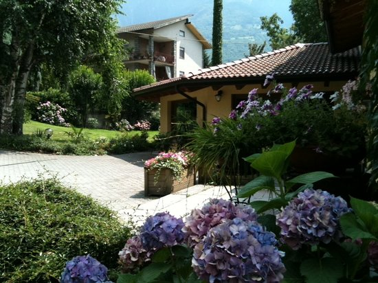 La locanda di Via Erbosta - Talamona (SO)